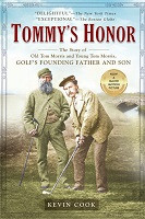 70% Off Sale - Tommy's Honor: The Story of Old Tom Morris and Young Tom Morris, Golf's Founding Father and Son