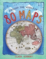 70% Off Sale - Around the World in 80 Maps