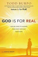 70% Off Sale - God is For Real: And He Longs to Answer Your Most Difficult Questions