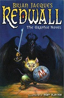 50% Off Sale - Redwall: The Graphic Novel