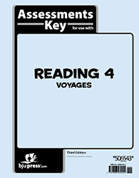 Reading 4 Assessment Answer Key (3rd ed.)