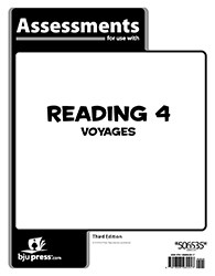 Reading 4 Assessments (3rd ed.)