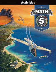 Math 5  Student Activities Manual  4th Edition