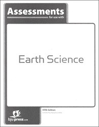 Earth Science  Assessments (5th edition)
