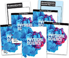 Physical  Science Subject Kit  6th Edition