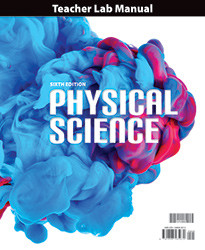 Physical  Science Lab Manual Teacher's Edition  6th Edition