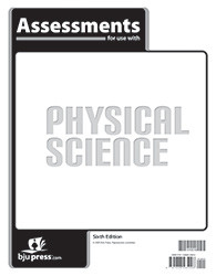 Physical  Science  Assessments  6th Edition
