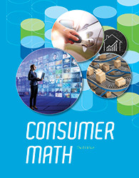 Consumer Math  Textbook  3rd Edition