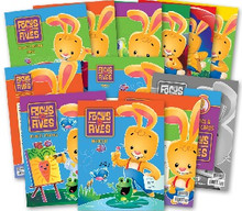 Focus on Fives Subject Kit (4th Ed.)
