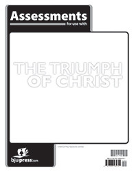 Bible 9: The Triumph of Christ Assessments (1st ed.)