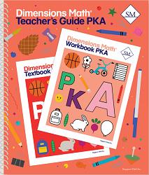 Dimensions   Math Pre-K A Teacher's Guide