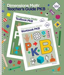 Dimensions   Math Pre-K B  Teacher's Guide
