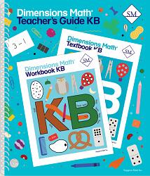 Dimensions  Math Kindergarten B Teacher's Guide