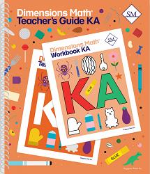 Dimensions  Math Kindergarten A Teacher's Guide