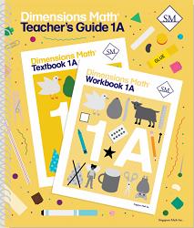 Dimensions Math  1A Teacher's Guide
