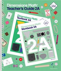Dimensions Math  2A Teacher's Guide