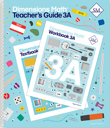 Dimensions Math  3A Teacher's Guide