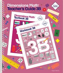 Dimensions Math  3B Teacher's Guide