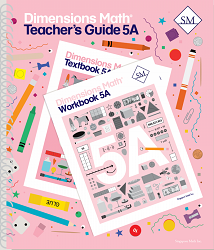 Dimensions Math  5A Teacher's Guide