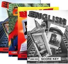 School of Tomorrow / ACE English Grade 8 Second Quarter 1088-1090 w/Key