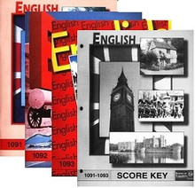 School of Tomorrow / ACE English Grade 8 Third Quarter 1091-1093 w/Key