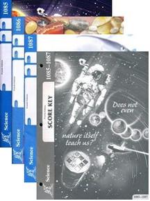School of Tomorrow / ACE Science Grade 8 First Quarter 1085-1087 w/Key (4th Edition)