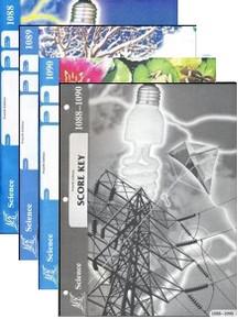 School of Tomorrow / ACE Science Grade 8 Second Quarter 1088-1090 w/Key (4th Edition)