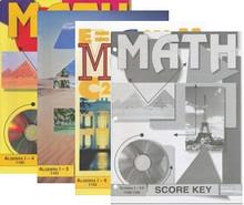 School of Tomorrow / ACE Math Grade 9 Second Quarter 1100-1102 w/Key