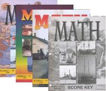 School of Tomorrow / ACE Math Grade 9 Fourth Quarter 1106-1108 w/Key