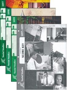 School of Tomorrow / ACE Social Studies Grade 9 First Quarter 1097-1099 w/Key (4th Edition)