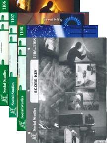 School of Tomorrow / ACE Social Studies Grade 9 Fourth Quarter 1106-1108 w/Key (4th Edition)