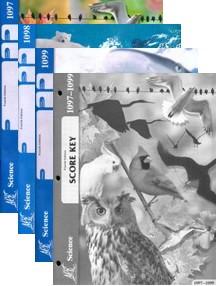 School of Tomorrow / ACE Science Grade 9 First Quarter 1097-1099 w/Key (4th Edition)