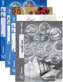 School of Tomorrow / ACE Science Grade 9 Second Quarter 1100-1102 w/Key (4th Edition)