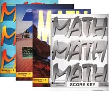 School of Tomorrow / ACE Math Grade 10 Second Quarter 1112-1114 w/Key