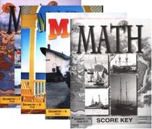 School of Tomorrow / ACE Math Grade 10 Third Quarter 1115-1117 w/Key