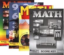 School of Tomorrow / ACE Math Grade 10 Fourth Quarter 1118-1120 w/Key