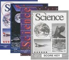 School of Tomorrow / ACE Science Grade 10 First Quarter 1109-1111 w/Key