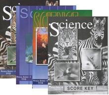 School of Tomorrow / ACE Science Grade 10 Second Quarter 1112-1114 w/Key