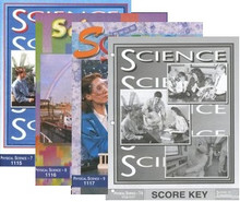 School of Tomorrow / ACE Science Grade 10 Third Quarter 1115-1117 w/Key