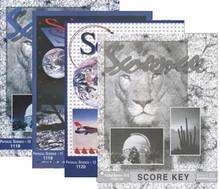 School of Tomorrow / ACE Science Grade 10 Fourth Quarter 1118-1120 w/Key