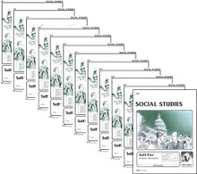 School of Tomorrow / ACE Social Studies Grade 10 #1109 - 1120 World History PACE's only