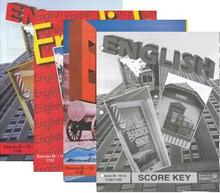 School of Tomorrow / ACE English Grade 11 Fourth Quarter 1130-1132 w/Key