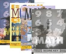 School of Tomorrow / ACE Math Grade 11 Second Quarter 1124-1126 w/Key