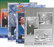 School of Tomorrow / ACE Science Grade 11 Third Quarter 1127-1129 w/Key