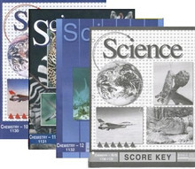 School of Tomorrow / ACE Science Grade 11 Fourth Quarter 1130-1132 w/Key