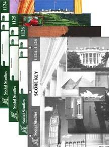 School of Tomorrow / ACE Social Studies Grade 11 Second Quarter 1124-1126 w/Key (4th Edition)
