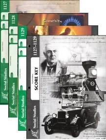 School of Tomorrow / ACE Social Studies Grade 11 Third Quarter 1127-1129 w/Key (4th Edition)