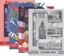 School of Tomorrow / ACE English Grade 12 First Quarter 1133-1135 w/Key