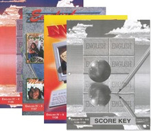 School of Tomorrow / ACE English Grade 12 Second Quarter 1136-1138 w/Key