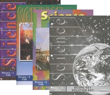 School of Tomorrow / ACE Science Grade 12 First Quarter 1133-1135 w/Key